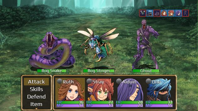 RPG Knight Bewitched screenshot 1