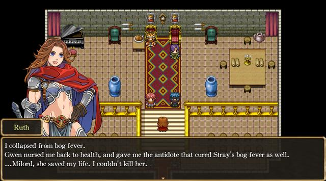 RPG Knight Bewitched screenshot 3