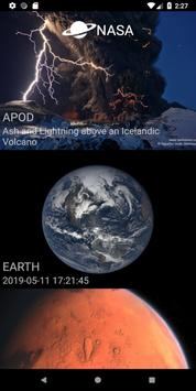 Free Science App: Astronomy Pictures from NASA poster
