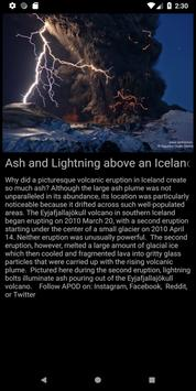 Free Science App: Astronomy Pictures from NASA screenshot 1