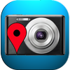GPS 地图相机 图标