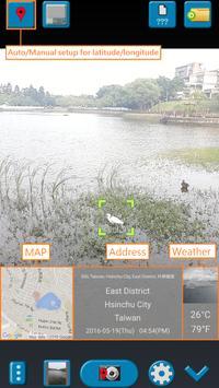 GPS Map Camera poster