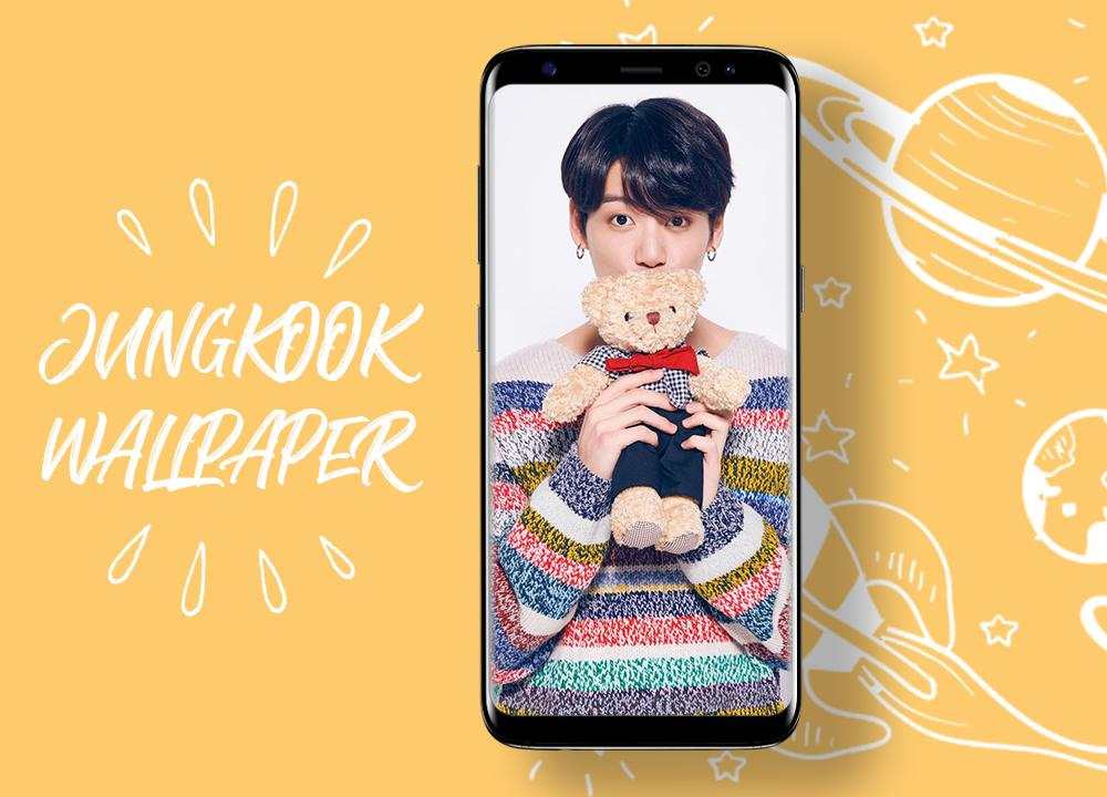 Bts Jungkook Kpop Wallpaper For Fans Hd For Android Apk