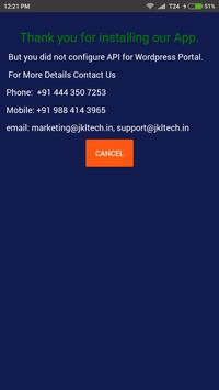 JKL E-Commerce Admin Panel for Android - APK Download