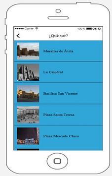 Avila Guia screenshot 2
