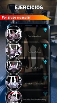 Gym Fitness & Workout : Entrenador Personal captura de pantalla 20