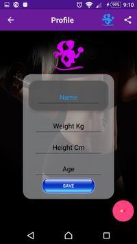 Gym Fitness & Workout Women : Personal trainer screenshot 6