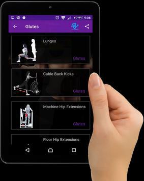 Gym Fitness & Workout Women : Personal trainer screenshot 18
