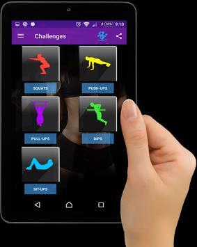 Gym Fitness & Workout Women : Personal trainer screenshot 23