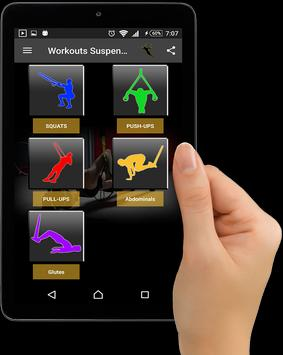 Suspension Workouts screenshot 6