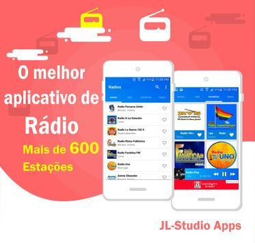 Rádio Gáucha Rincón Gáucho FM - Free poster