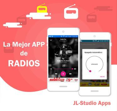 Radio Exa Fm 104.9 poster