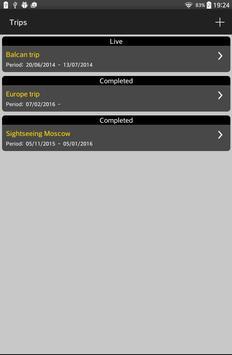 LiveTrip Traveller screenshot 14