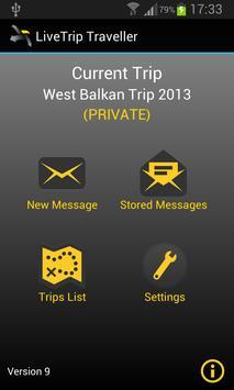 LiveTrip Traveller screenshot 1