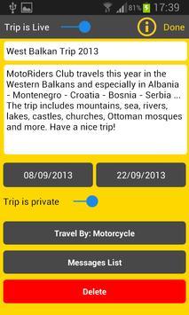 LiveTrip Traveller screenshot 4