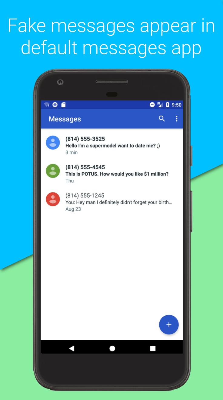 Fake Text Message for Android - APK Download