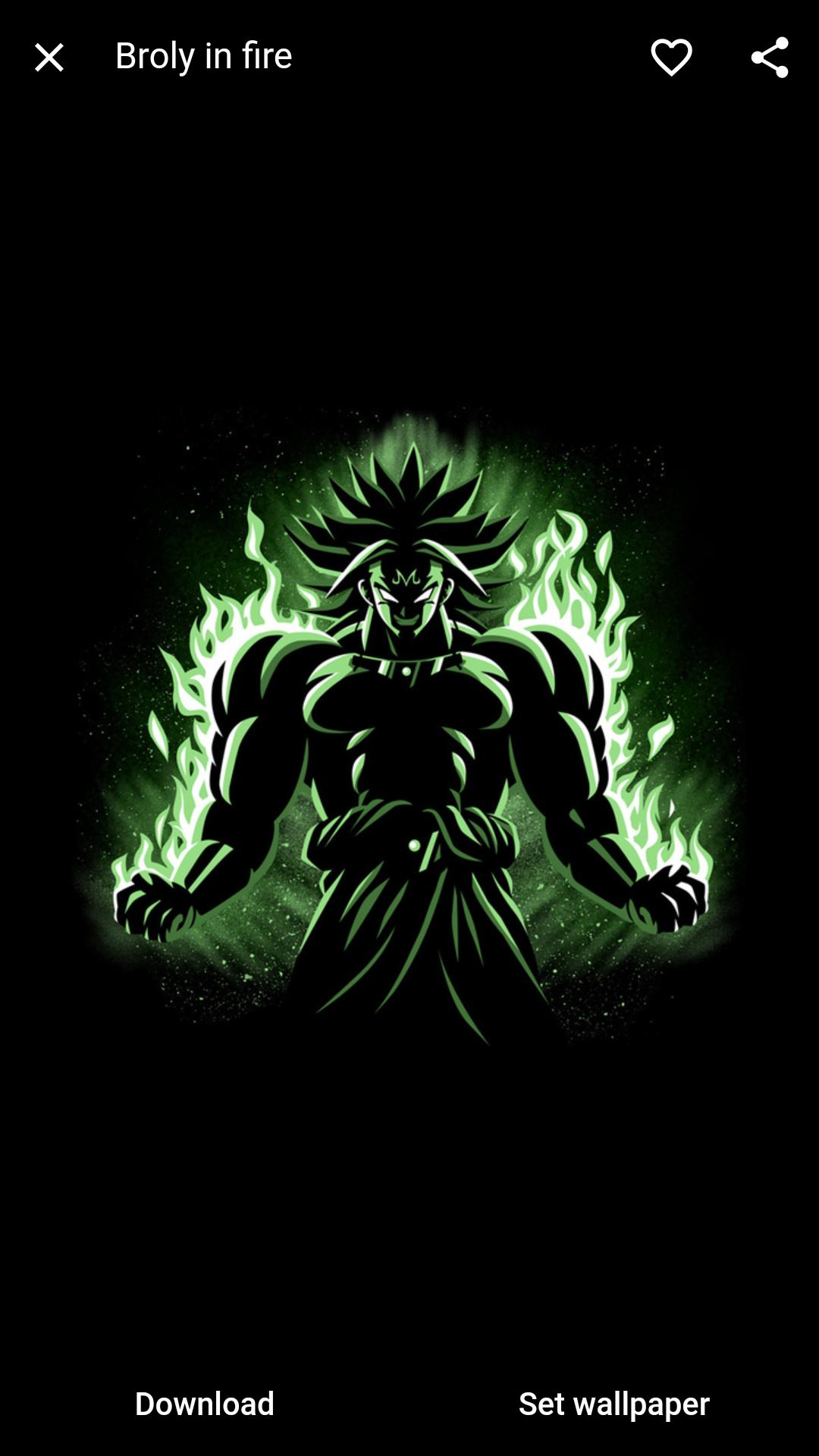 Broly Wallpapers For Android Apk Download