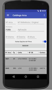 Catálogo Arca screenshot 1