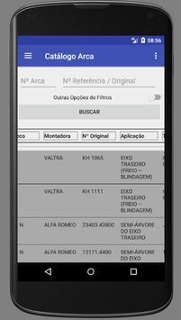 Catálogo Arca screenshot 2