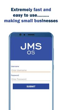 JMS OS - Hotel Partners App screenshot 1