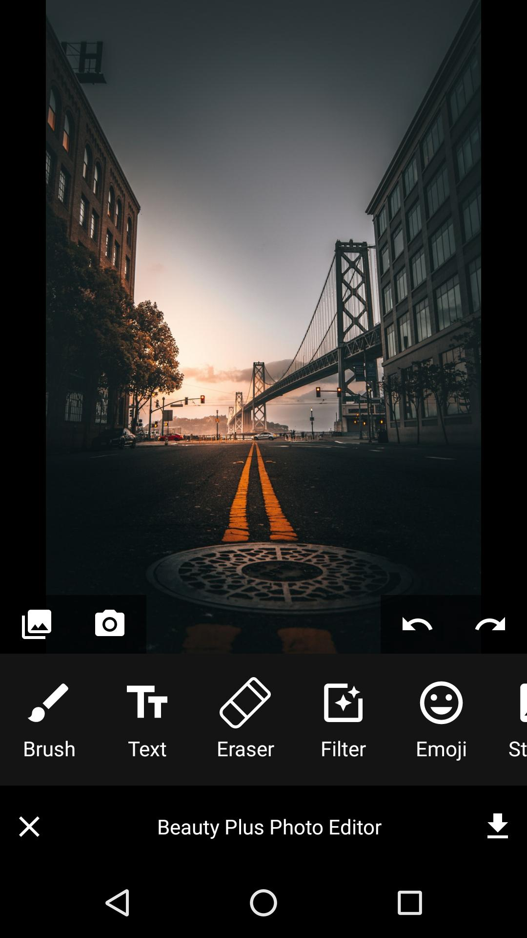 Beauty Plus Photo Editor for Android - APK Download