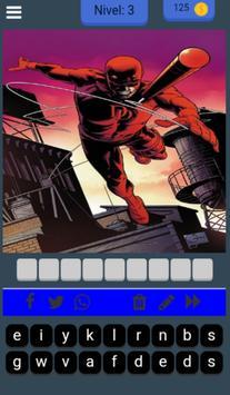ComicQuiz screenshot 1