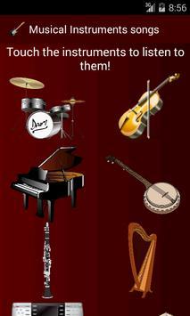 Instrument songs screenshot 1
