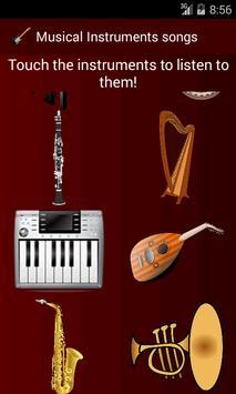 Instrument songs screenshot 2