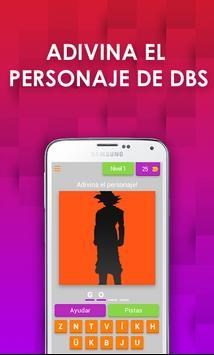 Adivina el Personaje de DBS poster