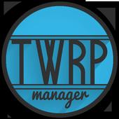 TWRP Manager biểu tượng