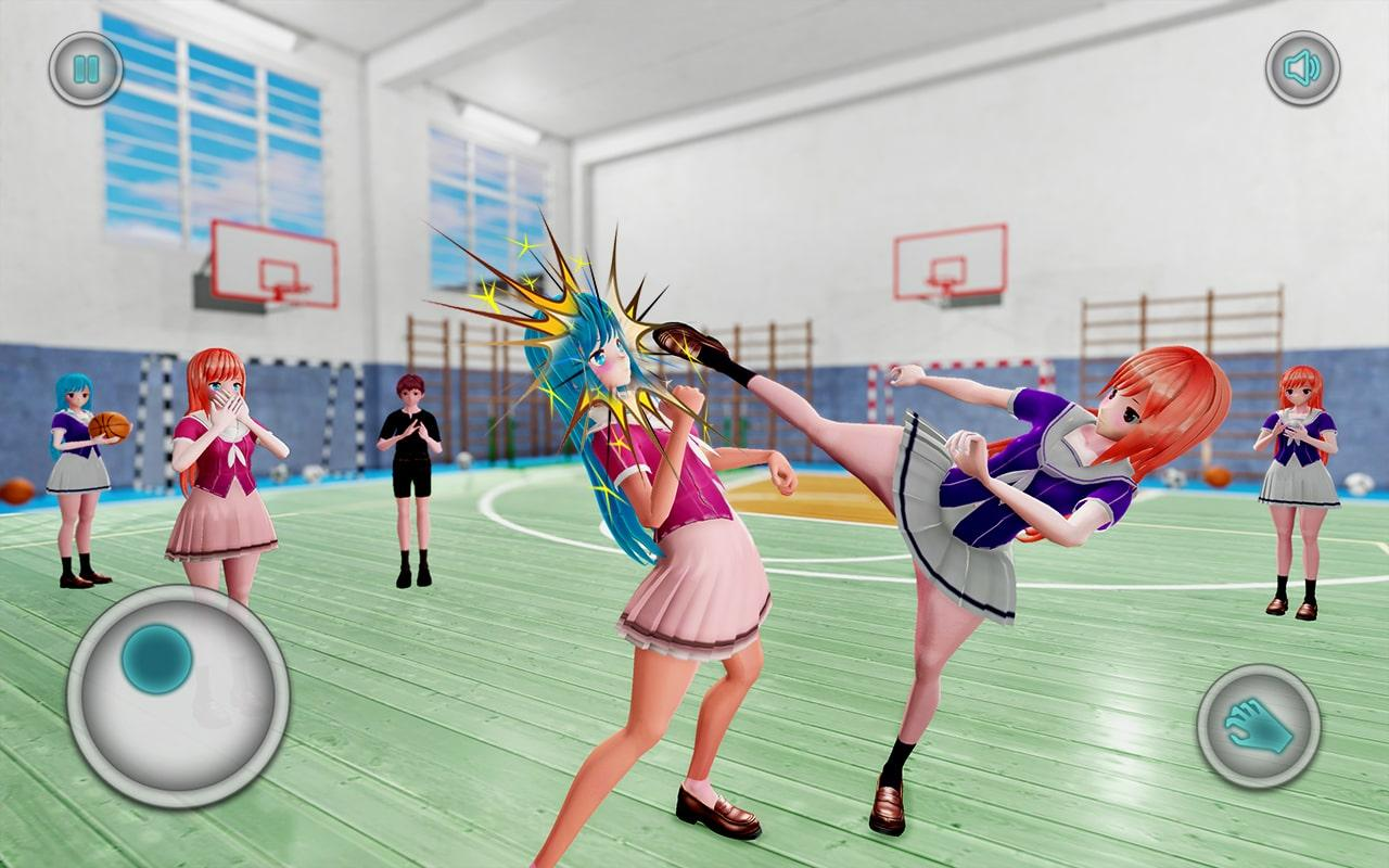 Anime School Girl for Android - APK Download