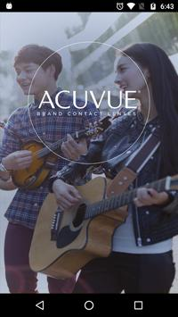 MyACUVUE™ poster
