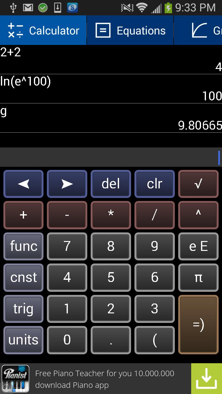 Free Graphing Calculator 2 for Android - APK Download