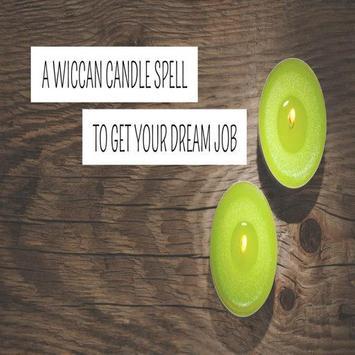 Candle spells for employment screenshot 2