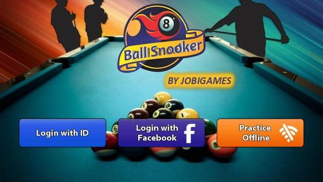 8 Ball Snooker screenshot 2