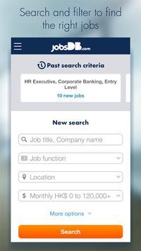 jobsDB screenshot 2