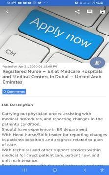 Jobs in Dubai and Canada screenshot 2