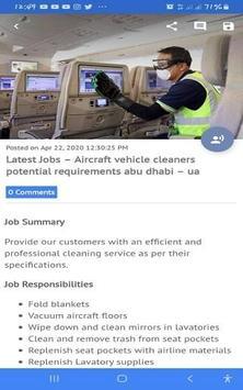 Jobs in Dubai and Canada screenshot 5