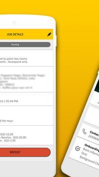 Jobuar SG - Work on Demand screenshot 6