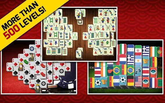 Mahjong Shanghai Jogatina 2: Solitaire Board Game screenshot 3