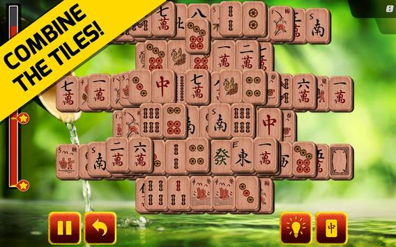 Mahjong Shanghai Jogatina 2: Solitaire Board Game screenshot 2
