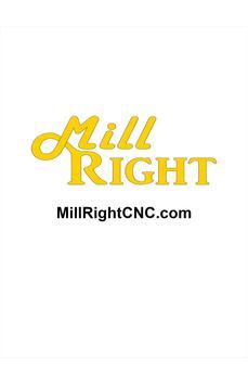 MillRight CNC poster