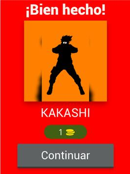 Adivina El Personaje De Anime screenshot 9
