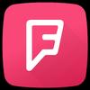 Foursquare biểu tượng
