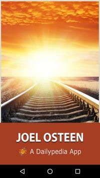 Joel Osteen Daily постер