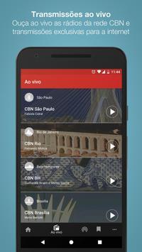 Rádio CBN screenshot 2