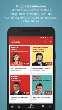 Rádio CBN screenshot 3