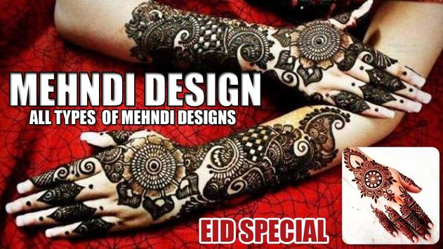 Mehndi Design - Eid Special poster