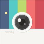 Candy Camera -سيلفي، كاميرا الجمال، محرر الصور APK