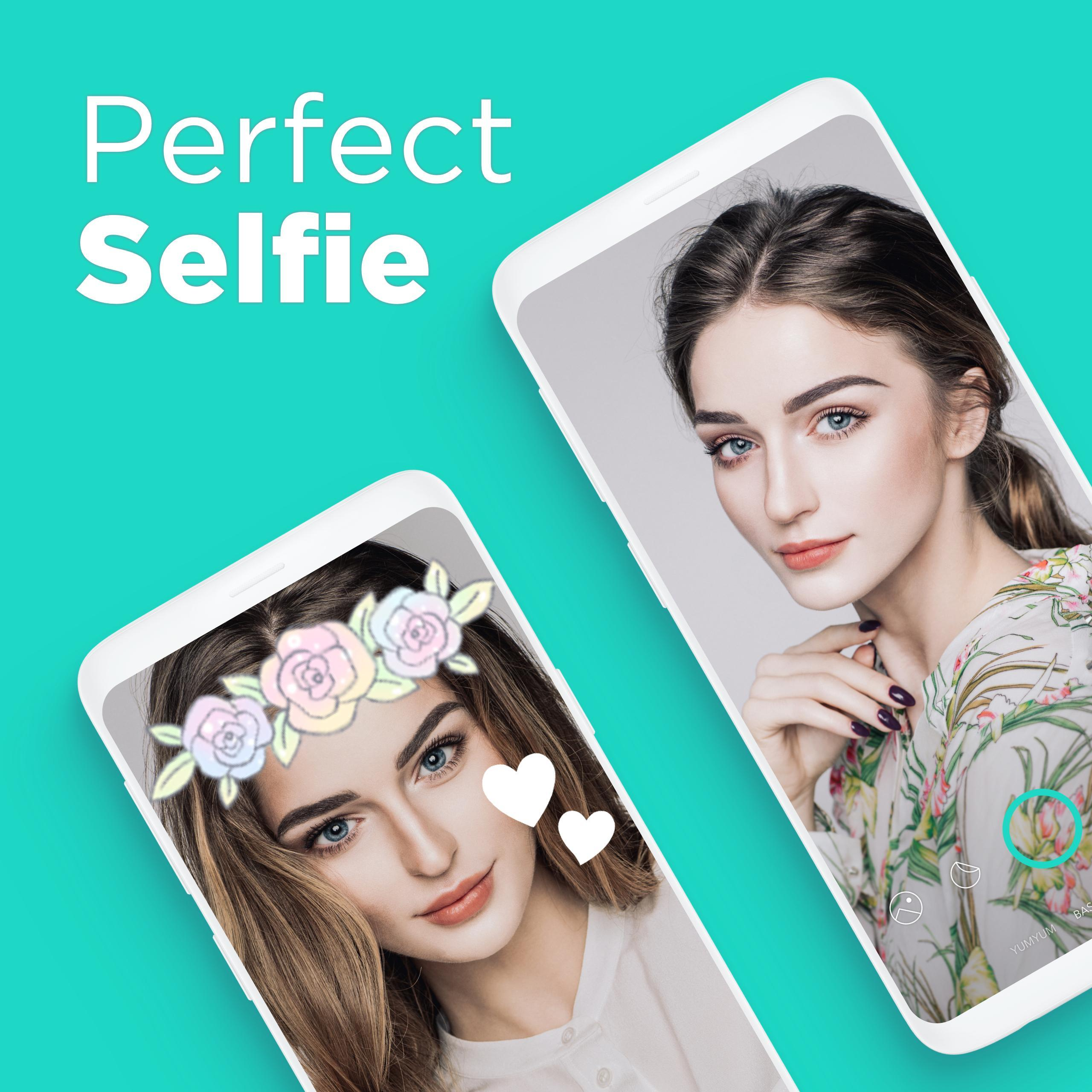 Candy Camera - selfie, beauty camera, photo editor for Android - APK